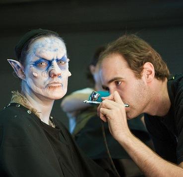 Makeup Artist academic research work